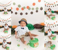 Isaiah, first birthday session, safari theme, cake smash session, safari cake smash, simple set up, Melzphotography, Belleville, NJ, photographer
