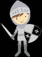 Knights Preschool Pack