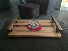 Barn Board Projects, Tray, Home Decor, Decoration Home, Room Decor, Board, Interior Decorating