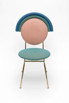 Furniture Picks: Meet the Amazing Work and Design of Merve Kahraman - chair design Design Furniture, Chair Design, Furniture Decor, Modern Furniture, Unpainted Furniture, Furniture Stores, Futuristic Furniture, Furniture Removal, Furniture Online