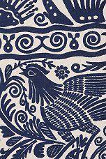 Urban Outfitters - 5x7 Batik Bird Rug