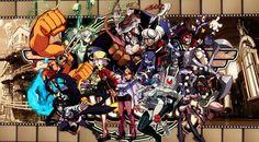 #BlooDGameS : Skullgirls Encore chega em janeiro para contornar problemas com a Konami