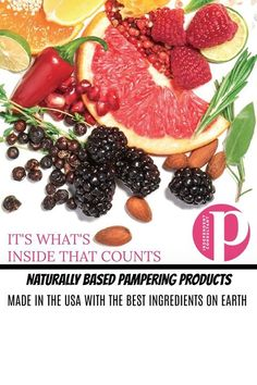 Look at all this natural goodness! You can find products with these ingredients on my site: madaboutposh,com. Perfectly Posh, Business Ideas, Good Things, Canning, Vegetables, Country, Natural, Sweet, Food