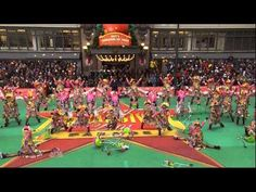 Red Hot Mamas Macy's Thanksgiving Day Parade 11-27-14 NBC