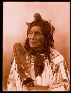 Long Otter - Crow - 1905