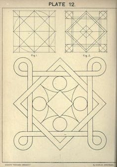see site for many more - see site fore many more - 1895 - Cusack's freehand ornament. A text book with chapters on elements, principles, and methods of freehand drawing, for the general use of teachers and students .. by Armstrong, Charles