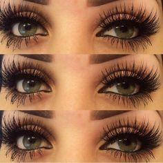 Eyelashes ❤ liked on Polyvore featuring beauty products, makeup, eye makeup, false eyelashes, beauty and eyes