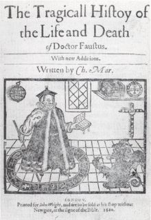 The Tragical History of Doctor Faustus by Christopher Marlowe. There are 2 versions of Doctor Faustus, neither of which was published in marlowe's lifetime. The A Text published 1604 & The B Text published 1616 English Literature, Classic Literature, American Literature, Classic Books, Long Books, My Books, Shakespeare, Tragic Hero, Christopher Marlowe
