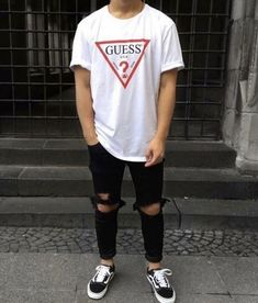 100 amazing street styles for the bold and handsome men- page 8 > Homemytri. Stylish Mens Outfits, Casual Outfits, Men Casual, Dress Casual, Casual Shoes, Mode Dope, Vans Outfit Men, Hypebeast Outfit, Mode Man
