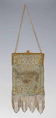 Evening purse. Ca.1900