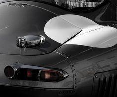 Jaguar E-Type Lightweight coupe