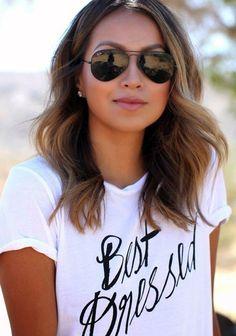 45 Chic Medium Length Hair Styles for Women