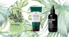 Disinfect your pores, dry out whiteheads and blackheads, and kicks those pimples to the curb with tea tree oil. 🌱  If you haven't already tried incorporating this ingredient in your skincare, checkout what products Influensters are swearing by!