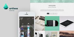 Hip - Creative Parallax One Page HTML Template . Hip has features such as High Resolution: No, Compatible Browsers: IE8, IE9, IE10, IE11, Firefox, Safari, Opera, Chrome, Columns: 4+