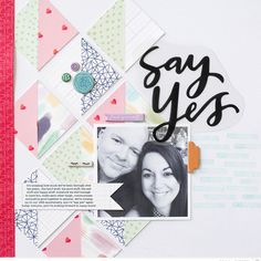 Picture of Say Yes *main kit only*