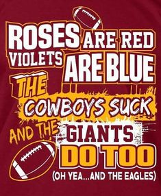 Of course the Cowboys suck HTTR❤️💛❤️💛❤️💛❤️💛❤️💛❤️💛❤️
