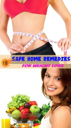 homeremedyshop:  18 Safe Home Remedies for Weight Loss