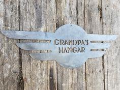Plasma Torch, Cnc Plasma Table, Homemade Cnc, Airplane Wall Art, Airplane Room, Aviation Decor, Custom Metal Signs, Personalized Wall Art, Grandpa Gifts