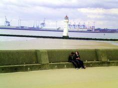 New Brighton Lighthouse UK by Maddy Hartley, via 500px