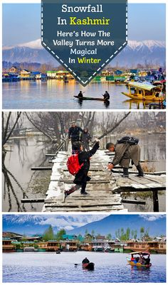 Snowfall In Kashmir: Head To The Mesmerizing Valley On Your 2020 Winter Trip! North India, Winter Travel, Seasons, Blog, Beautiful, Seasons Of The Year
