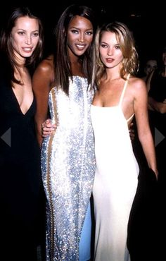 Christy, Naomi and Kate