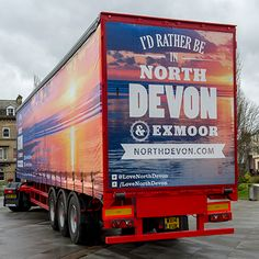 Welcome North Devon Lorries to #TweetTaxi1 ,Holland