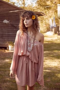 Boho hippie clothes