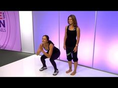 Hotel Room Workout (Daily Dose With Jillian Michaels)
