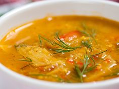 Learn an exotic, colorful recipe for kosher Fish Soup from Levana Kirschenbaum's new cookbook. Pareve, Kosher for Passover.