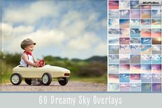 3000+ Photo Overlays Pack – Only $49 | InkyDeals