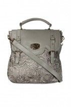 Beauty & The Brocade Satchel