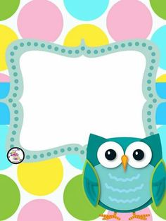 Mickey Mouse Classroom, Owl Theme Classroom, Preschool Planner, School Binder Covers, Boarders And Frames, Owl Clip Art, Kids Labels, Owl Cartoon, Retro Arcade