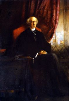 The Right Honourable Sir Wilfrid Laurier,  7th Prime Minister of Canada (1896-1911)   #cdnpoli