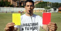"""Fútbol y """"cultura"""" del insulto http://futbolenpositivo.com/index.php/futbol-y-cultura-del-insulto/"""