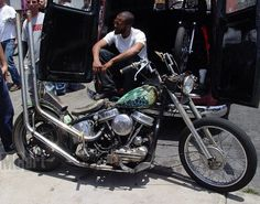 1009 Grand ave phoenix az 85007  602 499 1020  Love Cycles specializes in pre-1984 Harley-Davidson motorcycles. So if you need an old chopper or bobber worked on or built we have you covered.  We also offer complete Engine and Transmission rebuilds for 1936 to 1984 Harley Davidsons.  Also if you need any of old vintage parts or new parts we are dealers with V-twin, Custom Chrome, S&S cycle, Paughco, and many more you can contact me.   We BUY-SELL-TRADE anything motorcycle