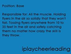 No doubt about it I seriously LOVE my daughter's bases! <3