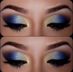 A lil blue