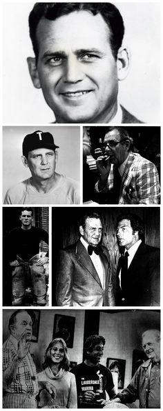 "Vintage photos of #Paul ""Bear"" #Bryant, including meetings with Frank Gifford and Bob Hope, from his playing days, and from his time as coach at Texas A&M."