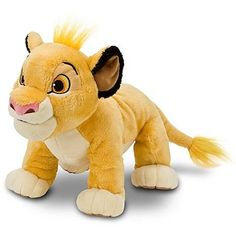 "Disney The Lion King Simba Plush -- 11"" Disney,http://www.amazon.com/dp/B002TWOXJG/ref=cm_sw_r_pi_dp_PxeWsb0HWVZ4JJ9Q"