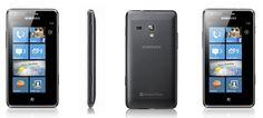 Samsung Omnia M é anunciado na Europa, e já está homologado no Brasil