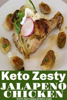 Keto Zesty Jalapeno Chicken Recipe