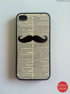 Moustache iPhone 4 Case