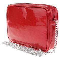 #EveningBags, #Handbags - Nina Handbags Beau Red - Nina Handbags Evening Bags