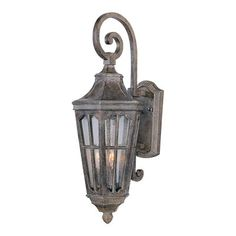 Maxim Lighting 4015 3 Light Beacon Hill Outdoor Sconce, Sienna at ATG Stores Small 24 inches