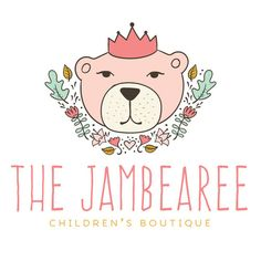 Premade Logo - Bear Premade Logo Design - Customized with Your Business Name!