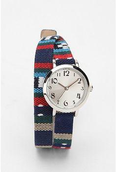 Tribal Wrap Watch