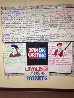 Loyalist vs Patriots