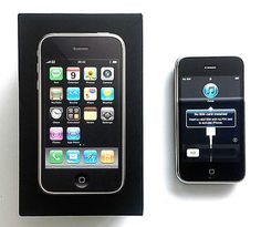 Apple iPhone 3G 8 GB - Smartphone, sehr guter Zustand TOP