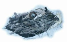 Cremación de un guerrero celtíbero