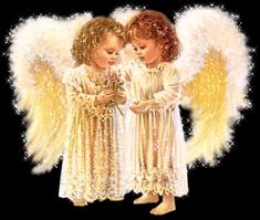 Photo of Angel Gif Images for fans of Angels. angel gif image